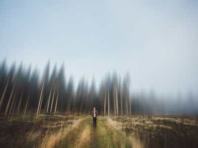 South Wales Business photography : Wentwood Forest - Jacob