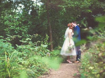 Bristol Wedding Photographer : Alternative Wedding in Arnos Vale Cemetery - Laura & Nick