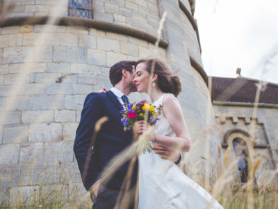 Cotswolds Wedding Photography : Creative wedding in Stroud Village Hall - Laura & John