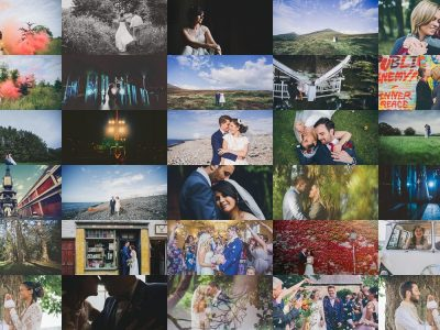 Creative wedding photographer UK: My 2016 year in review