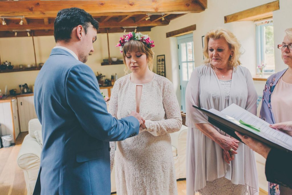 Nantwen ~ Pembrokeshire Wedding Photography